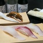 すし屋のかっちゃん - 料理写真: