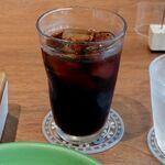 瑠之亜珈琲 - アイスコーヒー