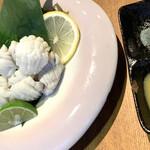 活魚水産 - ハモもたっぷり食べ応え!