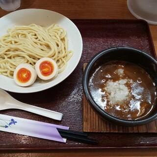 つけ麺 いちりん - 料理写真:つけ麺(並)味玉トッピング