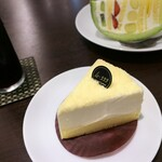 Patisserie le-333 - ダブルチーズケーキ