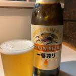 イタリーノ - ビール(中ビン)