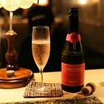 アルペンジロー - ロゼのスパークリングワイン
