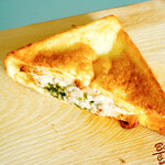 134152700 - ツナチーズサンド