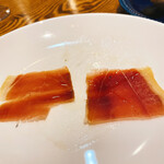 Taverna frico - 生ハム