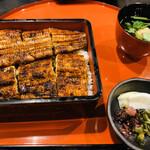 柳橋 こだに - 料理写真:うな重 4,050円