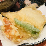 みかん - 天ぷら