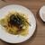 DESK - 料理写真:ジャコとキャベツの和風ソースパスタ全景