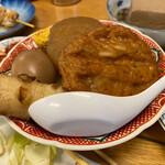 Yakitoriosen daisansei - おでん盛り合わせ