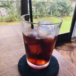 喫茶 ソスイ - アイスコーヒー