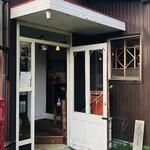喫茶 ソスイ - 入り口