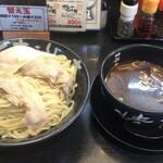 神戸ちぇりー亭 - 料理写真:純情なつけ麺:¥850