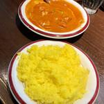 ハッピー ネパール&インディアン レストラン - ✨もはや,ライスカレー(笑)✨