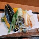 味ごよみ - 季節の天ぷら