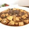 四川麻婆専家 辣辣 - 料理写真:炒める前には茹でている