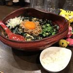 つけ麺 雀 - 国税局ブギー 930円(税込) ※麺の量は大、400g