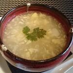 134171497 - 冬瓜と海鮮のとろみスープ
