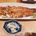 Unagihitsumabushibinchou - 上白焼き