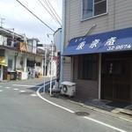 東京庵 - 2012.6.13訪問