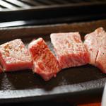 和牛厨 ふか尾 - サーロインステーキ~☆