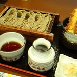 小嶋屋 - へぎ蕎麦&小盛り天丼