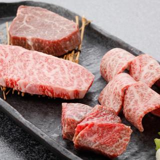世界に冠たる神戸牛(但馬牛)一頭買いで楽しめる多様な部位