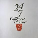 24/7 coffee&roaster - 外観