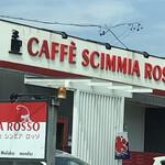CAFFE SCIMMIA ROSSO -