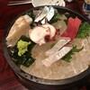 すみぼうず - 料理写真:刺身5種桶盛り