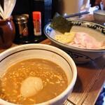 らーめん 木尾田 - 特製つけ麺