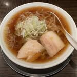 麺匠ぼんてん - 料理写真:醤油ラーメン 780円税込