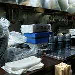 134185669 - 日曜日の混雑で厨房の整理整頓は後回しでした!