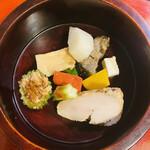 佳景 - ゴーヤや鶏、こんにゃく、なす、長芋