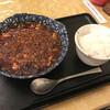 中国名菜 しらかわ - 料理写真:陳麻婆豆腐にライスをつけて