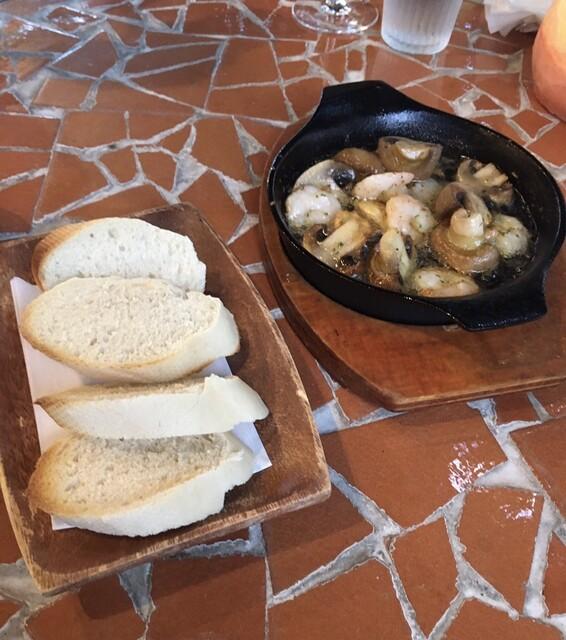 武蔵野食堂の料理の写真