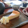 キノシタショウテン - 料理写真:チーズスフレ、チョコシフォン、コーヒー。
