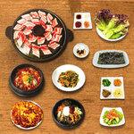 韓国家庭料理ハレルヤ - 料理写真:ランチコース お一人様…1980円(税込)※写真と内容が異なる場合がございます※
