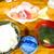 津軽海峡を渡って来た男 あきら - 料理写真:ランチ8種の刺身膳 880円(税込)【2020年7月】