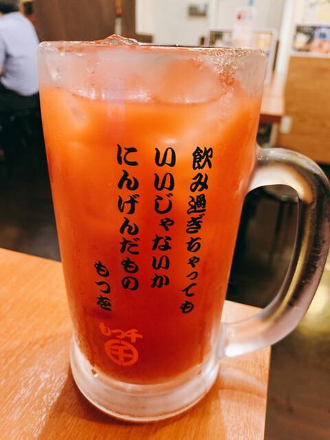 もつ千 日本橋兜町店の料理の写真