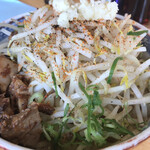 麺の樹 ぼだい - ジミヘン