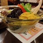 アジア金星堂 - ターメリック麺?そうめんみたいな?