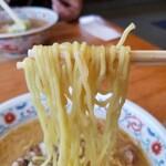 らーめん 大雅 - 麺リフ