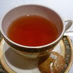 ザ ロビーラウンジ - ☆紅茶はアップルティーですぅー♪☆