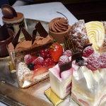 ザ ロビーラウンジ - ☆ケーキはいろんな種類から選べます(嬉しい)☆