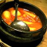 韓国郷土料理 ととり - トッポギ