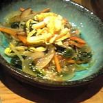 韓国郷土料理 ととり - チャプチェ