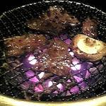 韓国郷土料理 ととり - 牛肉3種盛り合わせ
