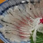 福寿司 - ひらのアップ