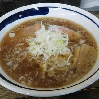 森清 - 料理写真:醤油ラーメン