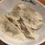餃子の福包 - 水餃子